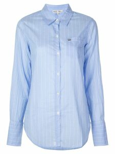 Alex Mill slim striped shirt - Blue