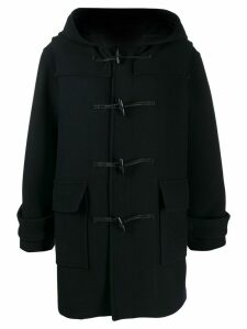 MSGM virgin wool peacoat - Blue