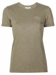 Alex Mill chest pocket T-shirt - Green