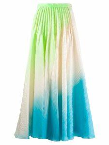 Roksanda Ambra printed midi skirt - Green