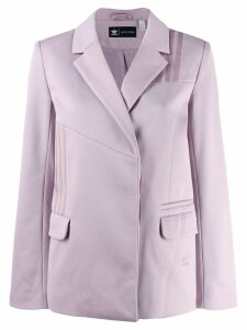 adidas by Danielle Cathari formal blazer - Purple