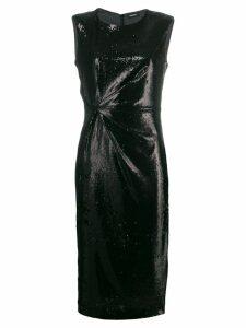 P.A.R.O.S.H. Pille dress - Black