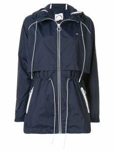 The Upside lightweight rain jacket - Blue