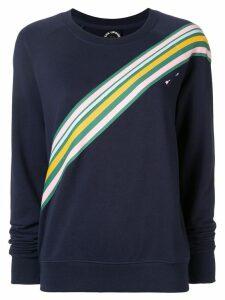 The Upside striped sweatshirt - Blue