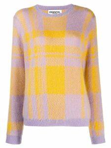 Essentiel Antwerp Timberlake jacquard sweater - Purple