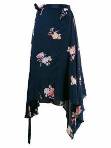 Preen Line Regina skirt - Blue