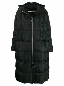 Ienki Ienki oversized coat - Black