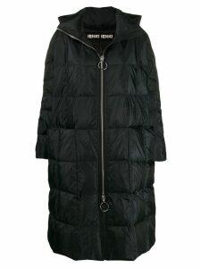 Ienki Ienki oversized coat - Black
