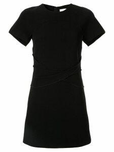 Dion Lee slim-fit mini dress - Black