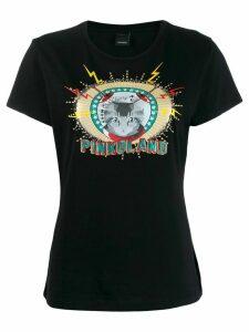 Pinko 'Pinkoland' T-shirt - Black