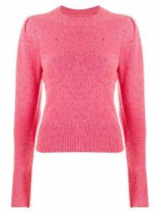Isabel Marant Colroy cashmere jumper - Pink