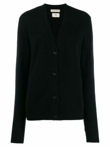 Bottega Veneta v-neck cardigan - Black