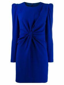 Pinko Belinda mini dress - Blue