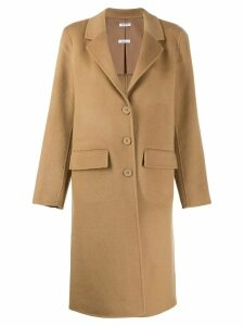 P.A.R.O.S.H. Lex coat - Brown