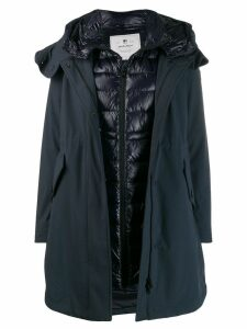 Woolrich padded lining coat - Blue