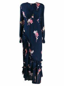 Preen Line Gabriella dress - Blue