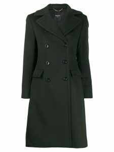 Paltò double breasted coat - Green
