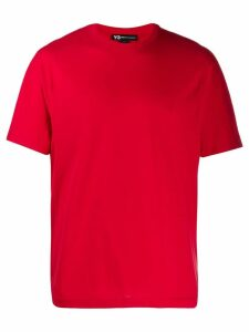 Y-3 oversized t-shirt - Red
