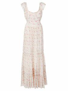 Love Shack Fancy Joanne dress - White