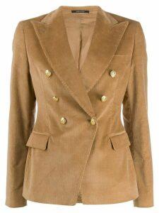 Tagliatore Alicya jacket - Brown