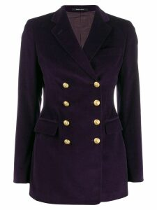Tagliatore Alyx jacket - Purple
