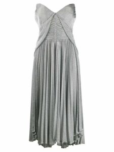 Maria Lucia Hohan Kaira dress - Silver