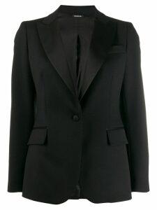 P.A.R.O.S.H. classic single-breasted blazer - Black