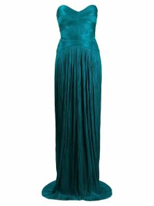 Maria Lucia Hohan Saida dress - Blue