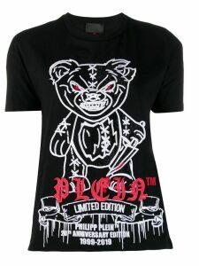 Philipp Plein Teddy Bear T-shirt - Black