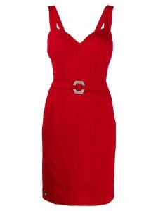Philipp Plein elegant dress - Red