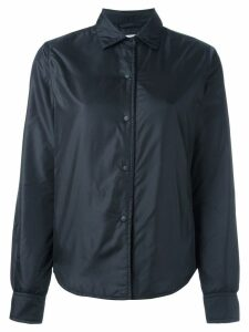 Aspesi padded shirt jacket - Blue