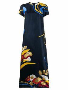 La Doublej Swing dress - Blue