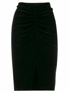 Iro ruched skirt - Black