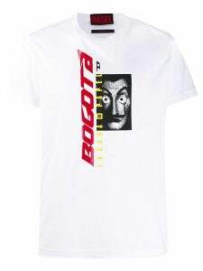 Diesel printed T-shirt - White
