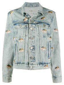Fiorucci Mini Angels Nico denim jacket - Blue