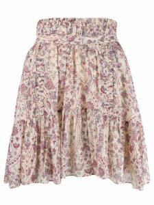 Isabel Marant Étoile Laraya skirt - Neutrals