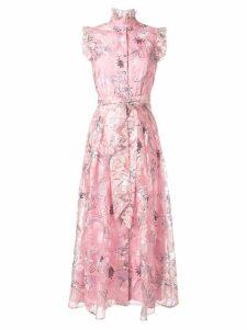Olivia Rubin floral print dress - Pink