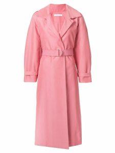 Rachel Gilbert Jorja trench coat - Pink