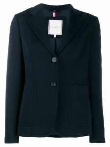 Tommy Hilfiger Flex Regular Fit Blazer - Blue