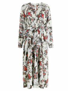 Isabel Marant Lympia dress - White
