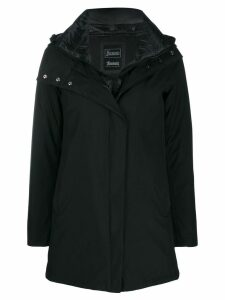 Herno padded layer coat - Black