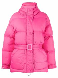 Ienki Ienki Michlin belted puffer jacket - Pink