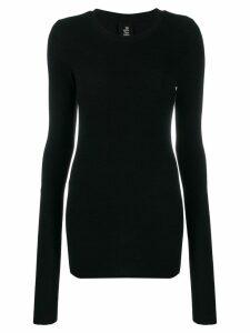 Thom Krom longsleeved T-shirt - Black