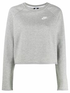 Nike Nike Sportswear Tech Fleece Sweater - Grey