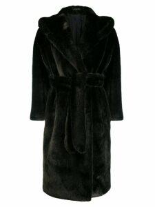Tagliatore Daisy robe coat - Green