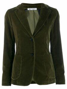 Barena velvet blazer - Green