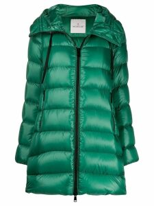 Moncler Suyen padded coat - Green