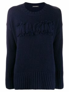 Iris Von Arnim 'Imagine' cashmere sweater - Blue