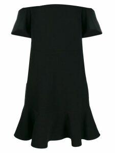 Michael Michael Kors off-the-shoulder dress - Black