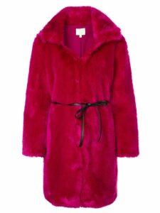 Cinq A Sept Sara coat - Pink